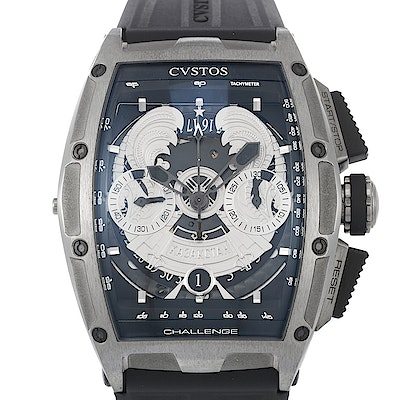 Cvstos CHALLENGE CHRONO II Ltd.  - 557 SPECIAL PIECE FOR KAZAKHSTAN