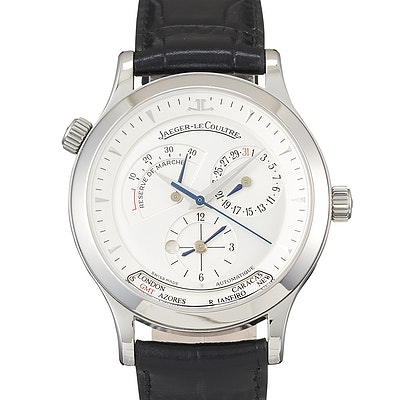 Jaeger-LeCoultre Master Geographic  - 142.8.9