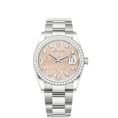 Rolex Datejust 36 - 126284RBR