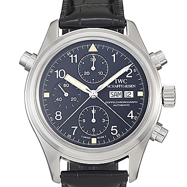 IWC Pilot's Watch Doppelchronograph - IW371302