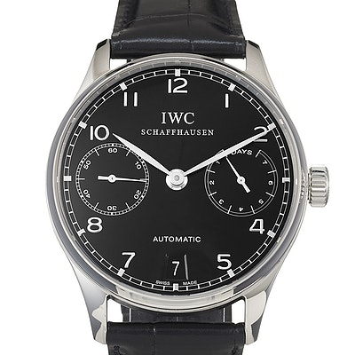 IWC Portugieser 7-Days - IW500109
