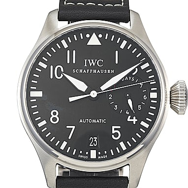 IWC Pilot's Watch Big Pilot - IW500401