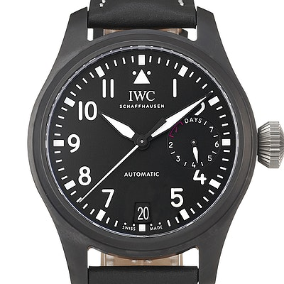 IWC Big Pilot Top Gun - IW502001