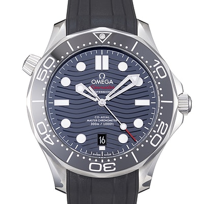 Omega Seamaster Diver 300M Co-Axial Chronometer - 210.32.42.20.01.001