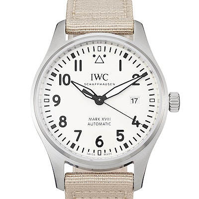 IWC Pilot's Watch Mark XVIII - IW327017
