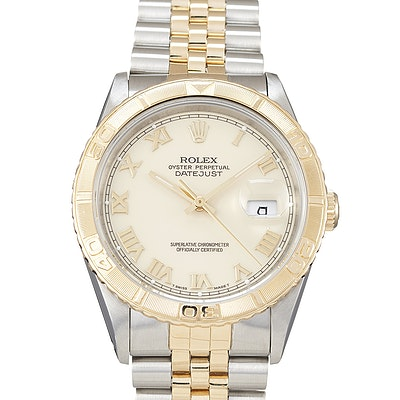 Rolex Datejust Turn-O-Graph - 16263