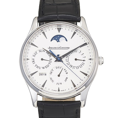 Jaeger-LeCoultre Master Ultra Thin Perpetual Calendar - 176.3.21.S