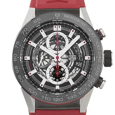 Tag Heuer Carrera Calibre Heuer 01 - CAR2A1Z.FT6044
