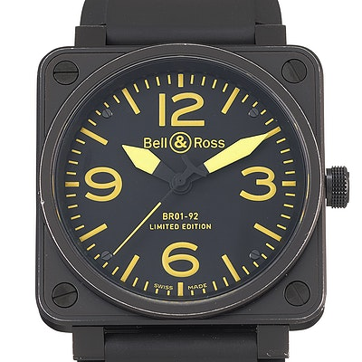 Bell & Ross BR 01 92 Limited Edition - BR01-92-S