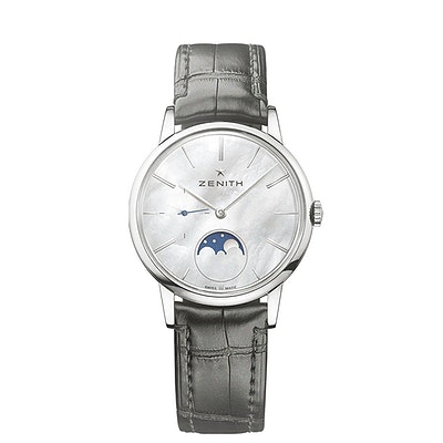 Zenith Elite Lady Moonphase - 03.2320.692.80.C714