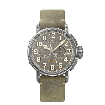 Zenith Pilot Type 20 Chronograph Ton-Up - 11.2430.4069.21.C773