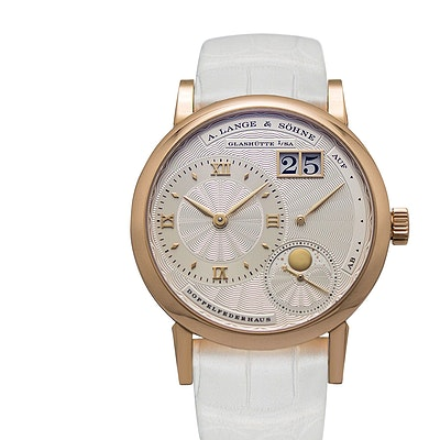 A. Lange & Söhne Lange 1 Little Lange 1 Moon Phase - 182.030