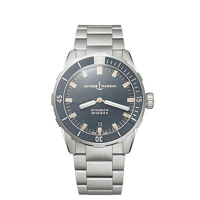 Ulysse Nardin Diver 42 mm - 8163-175-7M.93