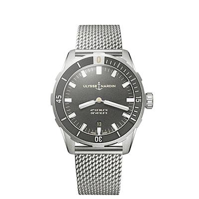 Ulysse Nardin Diver 42 mm - 8163-175-7MIL.92