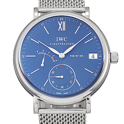 IWC Portofino Hand-Wound Eight Days - IW510116