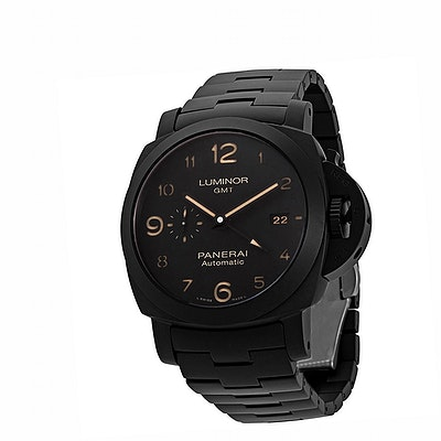 Panerai Luminor Tuttonero GMT - PAM01438