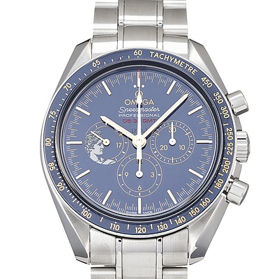 Omega Speedmaster Moonwatch Apollo XVII 45th Anniversary Ltd. - 311.30.42.30.03.001