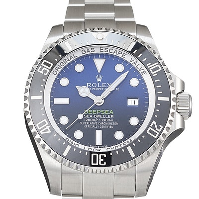 Rolex Sea-Dweller Deepsea D-Blue - 116660
