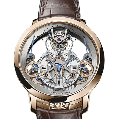 Arnold & Son Time Pyramid Tourbillon - 1TPBR.T01A.C125A