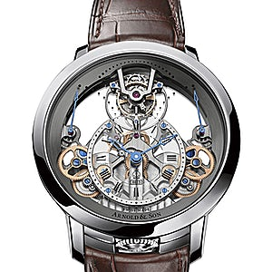 Arnold & Son Time Pyramid 1TPDS.T01A.C124A