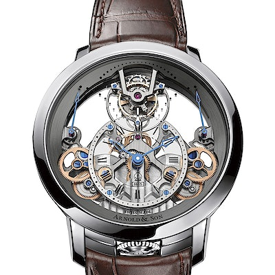 Arnold & Son Time Pyramid Tourbillon - 1TPDS.T01A.C124A