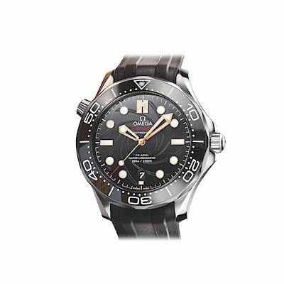Omega Seamaster Diver 300M ''James Bond'' Limited Edition - 210.22.42.20.01.004