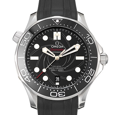 Omega Seamaster Diver 300M ''James Bond'' Limited Edition - 210.22.42.20.01.004