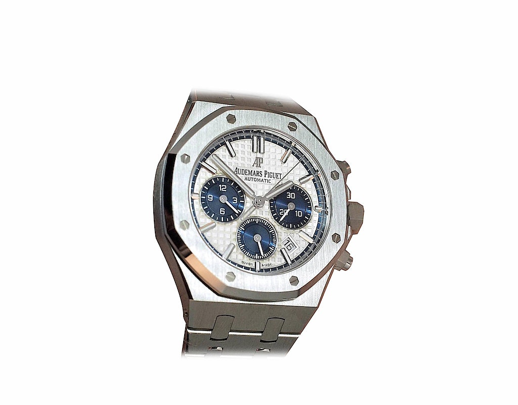 Audemars Piguet 26315ST.OO.1256ST.01 Royal Oak Chronograph 38 Stainless Steel / Silver