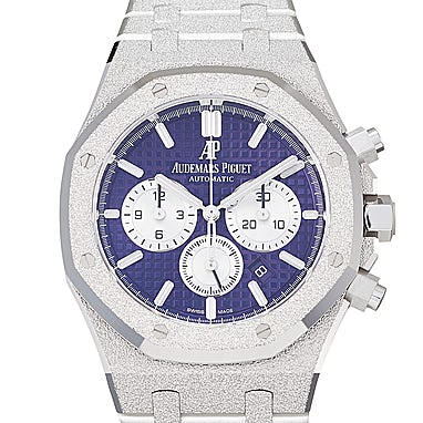 Audemars Piguet Royal Oak Frosted Gold Chronograph Automatik - 26331BC.GG.1224BC.01