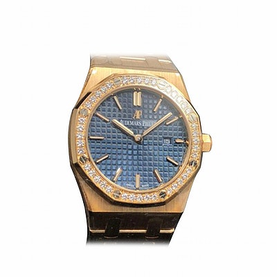 Audemars Piguet Royal Oak Quartz - 67651OR.ZZ.1261OR.02