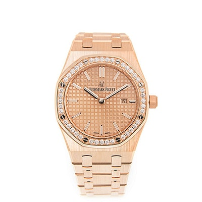 Audemars Piguet Royal Oak Quartz - 67651OR.ZZ.1261OR.03