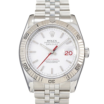 Rolex Datejust Turn-O-Graph - 116264