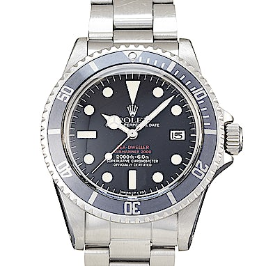 Rolex Sea-Dweller Double Red - 1665