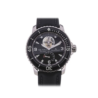 Blancpain Fifty Fathoms Tourbillon 8 Jours - 5025-1530-52A