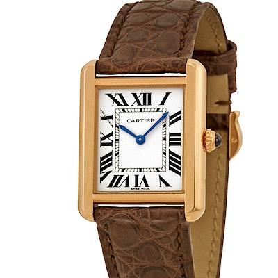 Cartier Baignoire Solo - W5200024