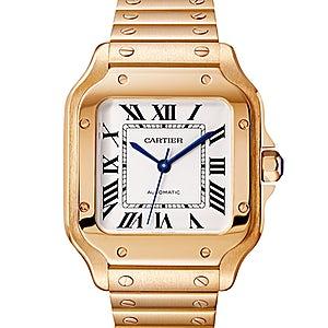 Cartier Santos WGSA0008