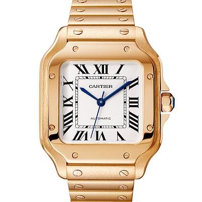 Cartier Santos  - WGSA0008