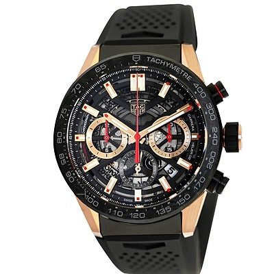 Tag Heuer Carrera Calibre Heuer 02 - CBG2052.FT6143