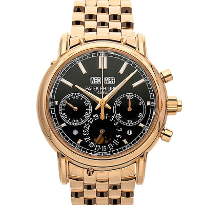 Patek Philippe Grand Complications  - 5204/1R-001