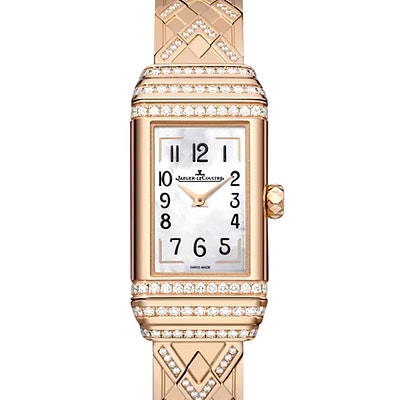 Jaeger-LeCoultre Reverso One Duetto Jewelry - 3362201