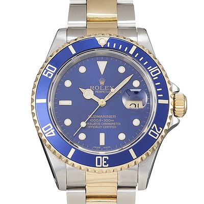 Rolex Submariner Tropical Dial - 16613