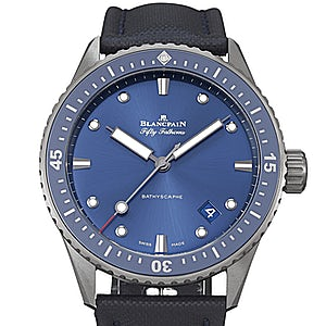 Blancpain Fifty Fathoms 5000-0240-O52A