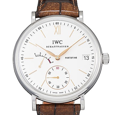 IWC Portofino Hand-Wound Eight Days - IW510103