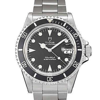 Tudor Oysterdate Submariner  - 76100