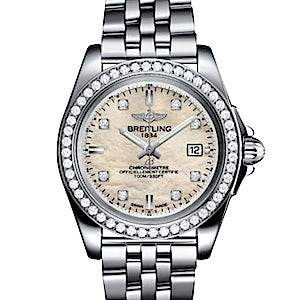 Breitling Galactic A71330531A1A1