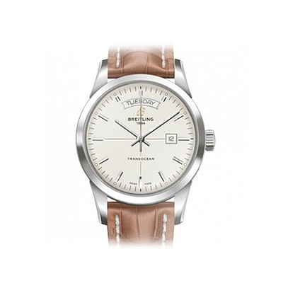 Breitling Transocean Day & Date - A4531012.G751.738P.A20D.1