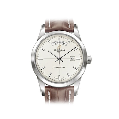 Breitling Transocean Day & Date - A4531012.G751.737P.A20BA.1