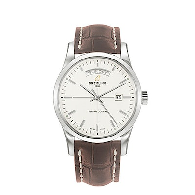 Breitling Transocean Day & Date - A4531012.BB69.739P.A20BA.1