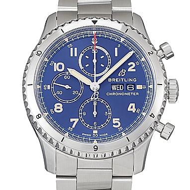 Breitling Aviator 8 Chronograph 43 - A13316101C1A1