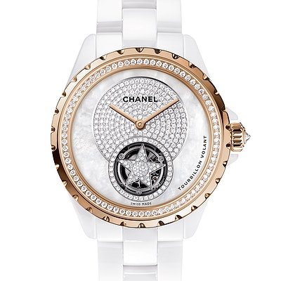 Chanel J12 Fliegendes Tourbillon - H4563